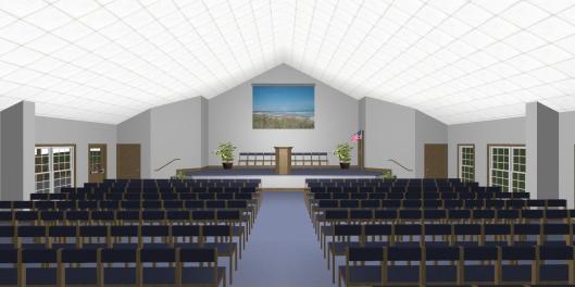 Bethel Camp Interior 1