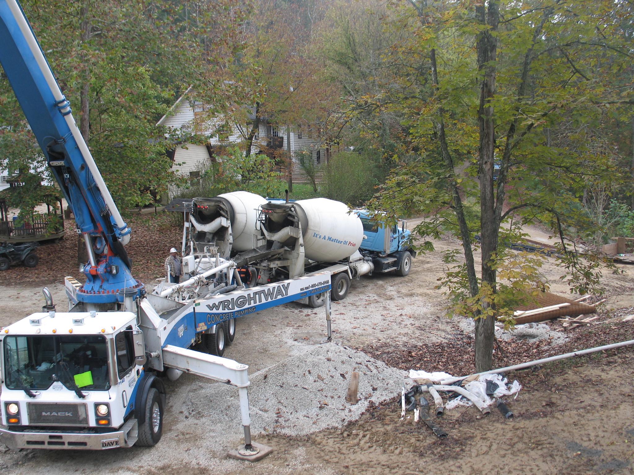 Bender Construction Bethel Camp